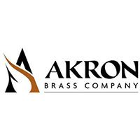 Akron Brass 3716 Industrial Turbojet Brass Fire Hose Nozzle