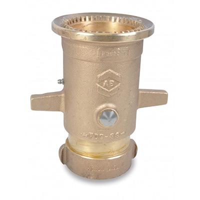 Akron Brass 4450 Aquastream Master Stream with Teeth