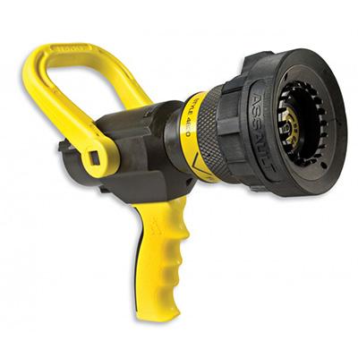 Akron Brass 4815ZT Assault Zero Torque Nozzle with Spinning Teeth