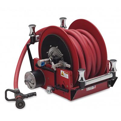 Akron Brass ERWB-16-28 electric rewind booster reel