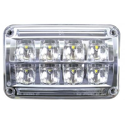 Akron Brass V46S 4x6 diamondback LED scene lamp head
