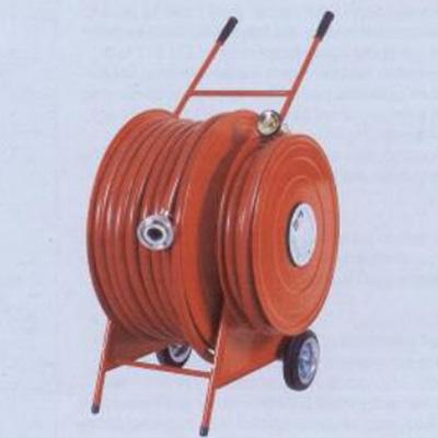 Alarm Yangin A 50T doubel hose reel on wheels
