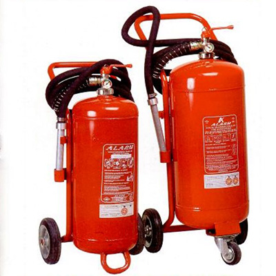 Alarm Yangin AAF150 stored pressure mobile extinguisher