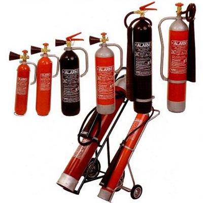 Alarm Yangin ACOC6 CO2 extinguisher