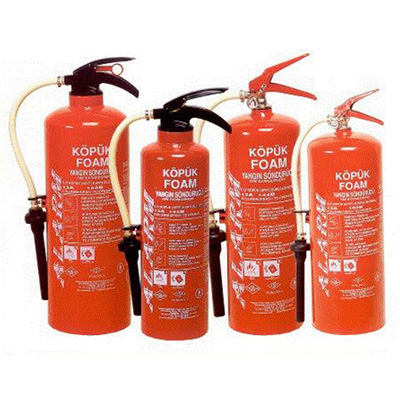 Alarm Yangin AFK9 AFFF foam extinguisher