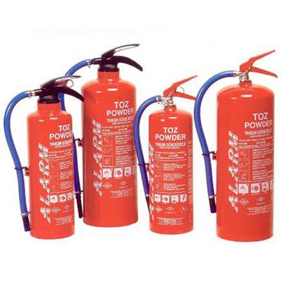 Alarm Yangin ATK6 ABC powder extinguisher