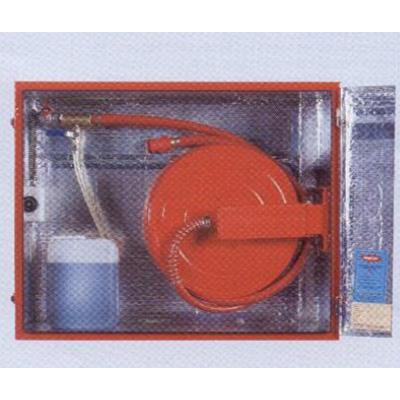 Alarm Yangin K 98 hose reel with water supply