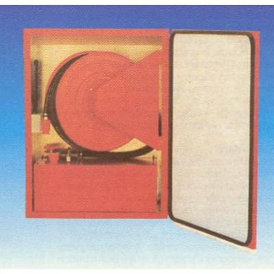 Alarm Yangin K21 hose reel cabinet with foam system