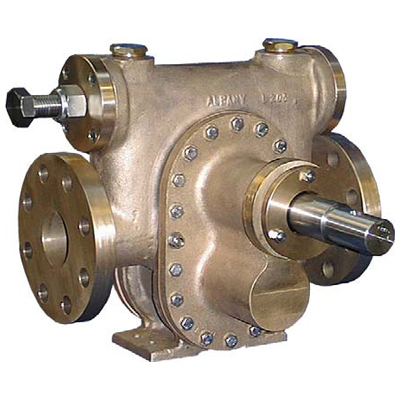 Albany Engineering SH2 196 foam concentrate gear pump