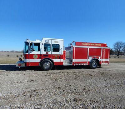 Alexis Fire Equipment Hampton 2239 equaliser pumper