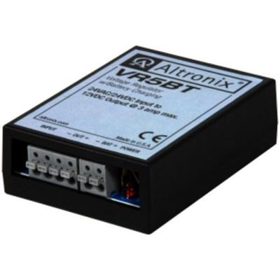 Altronix VR5BT voltage regulator w/ battery charger