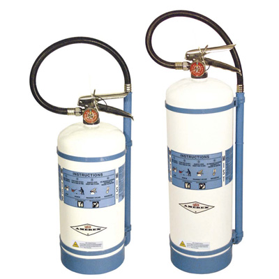 Amerex B272NM Stored Pressure Design