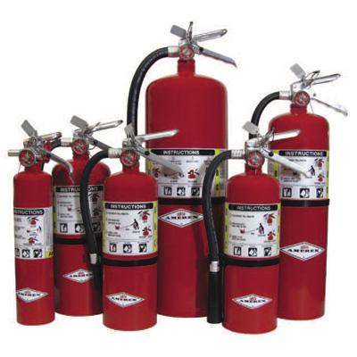 Amerex B456 stored pressure design