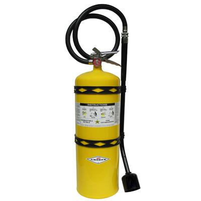 Amerex B571 stored pressure design