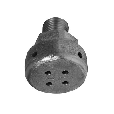 Ansul 3189 dry chemical discharge nozzle