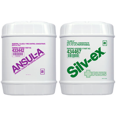 Ansul 433558 SILV-EX PLUS class A foam agent