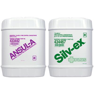 Ansul 434467 SILV-EX PLUS Class A foam agent