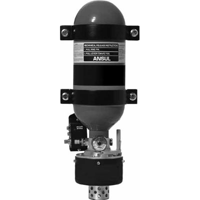 Ansul 437179 automatic fire suppression system