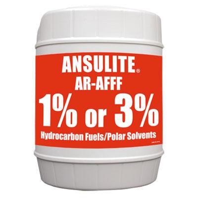 Ansul 437187 class B polar solvents (AR-AFFF)