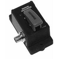 Ansul 437303 remote discharge switch