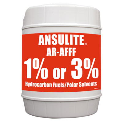 Ansul 437682 class B polar solvents (AR-AFFF)