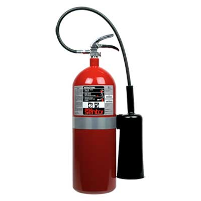Ansul CD20A-1 SENTRY CO2 extinguisher