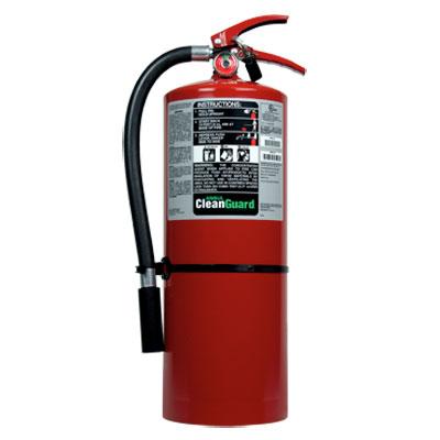 Ansul FE05 clean agent extinguisher