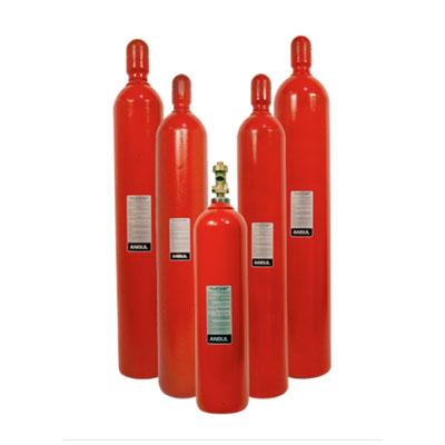 Ansul High Pressure Carbon Dioxide System