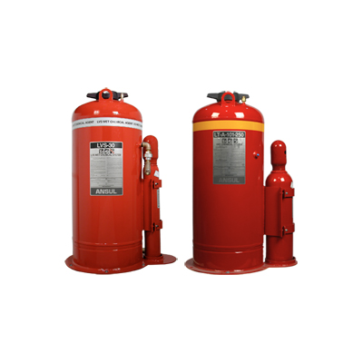 Ansul LT-A-101-125 fire suppression system