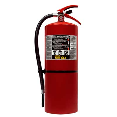 Ansul SENTRY dry chemical extinguisher