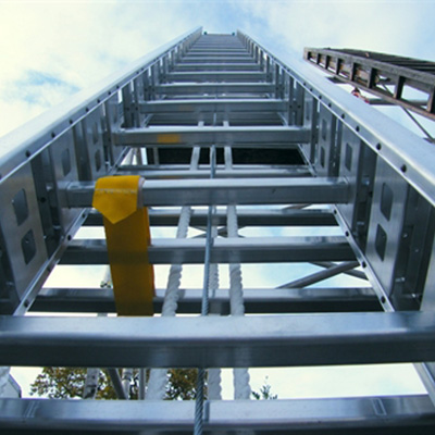 AS Fire & Safety 13.5 TX triple extension ladder