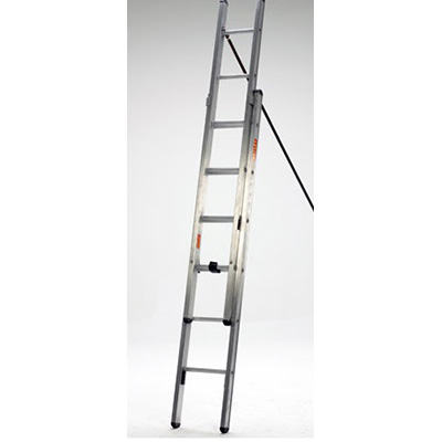 AS Fire & Safety BL19-11E double extension ladder