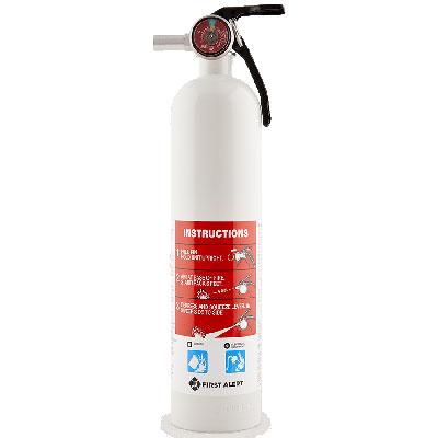 First Alert AUTOMAR10 marine fire extinguisher