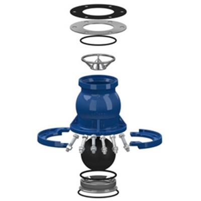 AVK International Type 24/88 reduction valve