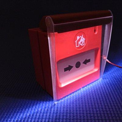 Alba Lux5ive - Illuminated Call Point Cover