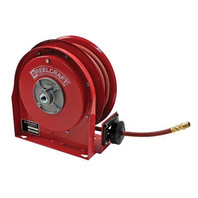 Reelcraft B3415 OLP 1/4 in. x 15 ft. Premium Duty Ultra-Compact Hose Reel