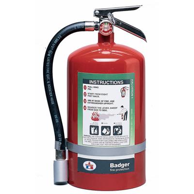 Badger 2.5 HB-2 stored pressure extinguisher
