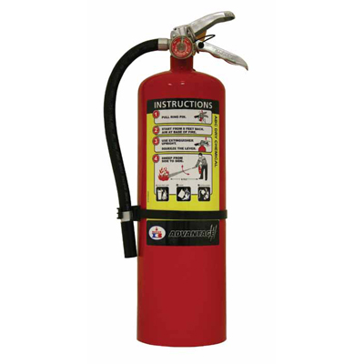 Badger ADV-4-1 stored pressure fire extinguisher
