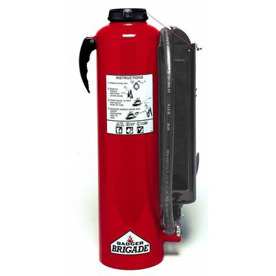 Badger B-20-RG carbon dioxide cartridge-operated extinguisher