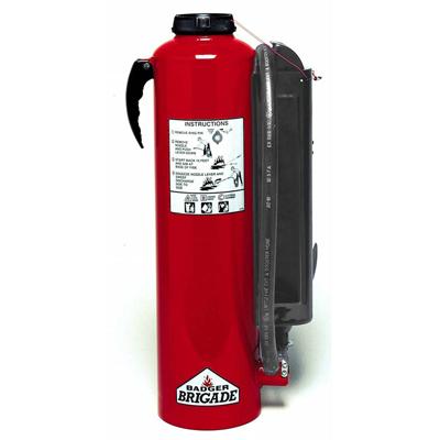 Badger B-30-RG carbon dioxide cartridge-operated extinguisher