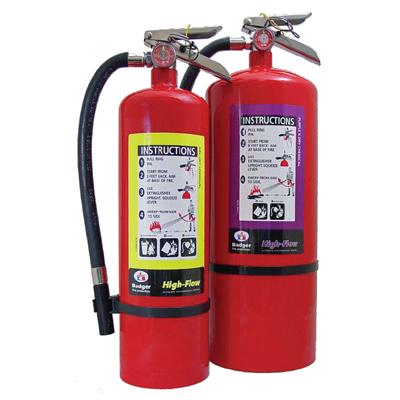 Badger B10M-1-HF fire extinguisher