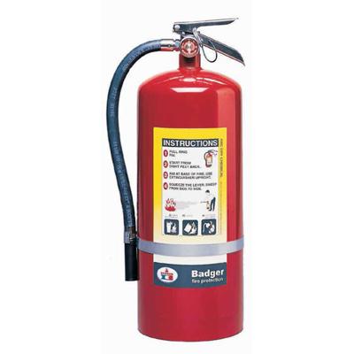 Badger B10M stored pressure fire extinguisher