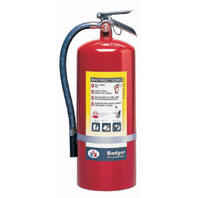 Badger B250M-WH stored pressure fire extinguisher