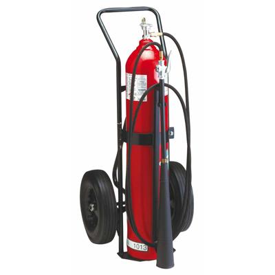 Badger CD100-2 carbon dioxide self-expelling extinguisher