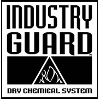 Badger Industry Guard dry chemical fire suppression system