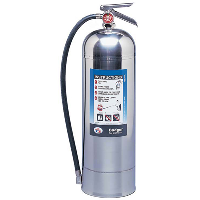 Badger WP-61 water stored pressure extinguisher