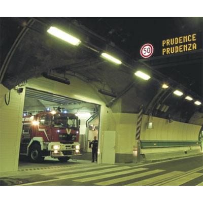 BAI Janus - Emergency station tunnel rescue vehicle