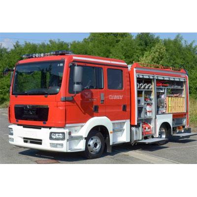 BAI MLF fire truck