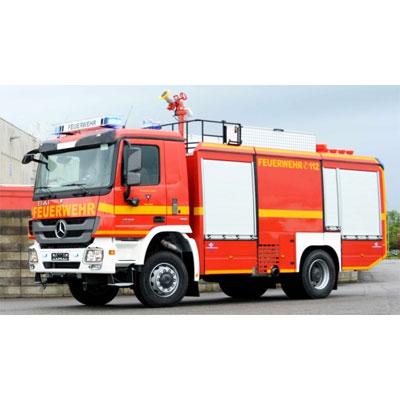 BAI TLF fire truck
