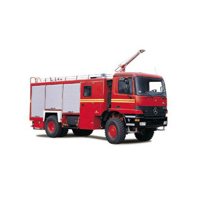 BAI VSA 6000 Remix vehicle for airport rescue and firefighting